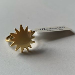 Madewell | Sunbeam Cocktail Ring